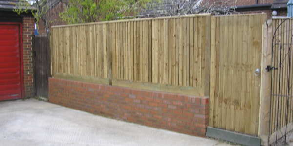 Derby Fencing and Walling Services