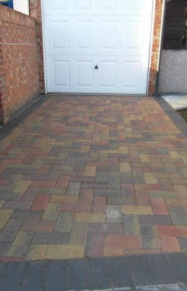Driveway Company Burton on Trent Designs and Pavers Derby