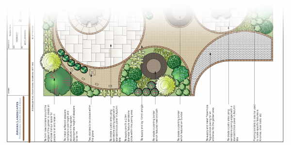 Garden Landscape Design Example 4011 STOKE PARK cropped