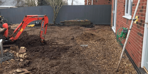 Garden and Site Clearance Service Company Derby