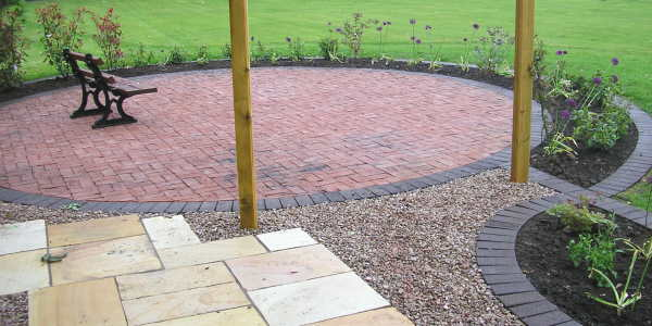Patio Design and Patio Laying Company Service Derby