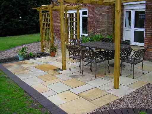 Portfiolio patios Burton on Trent example 6 1