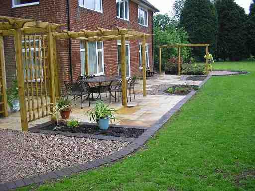 Portfiolio patios Burton on Trent example 7 1