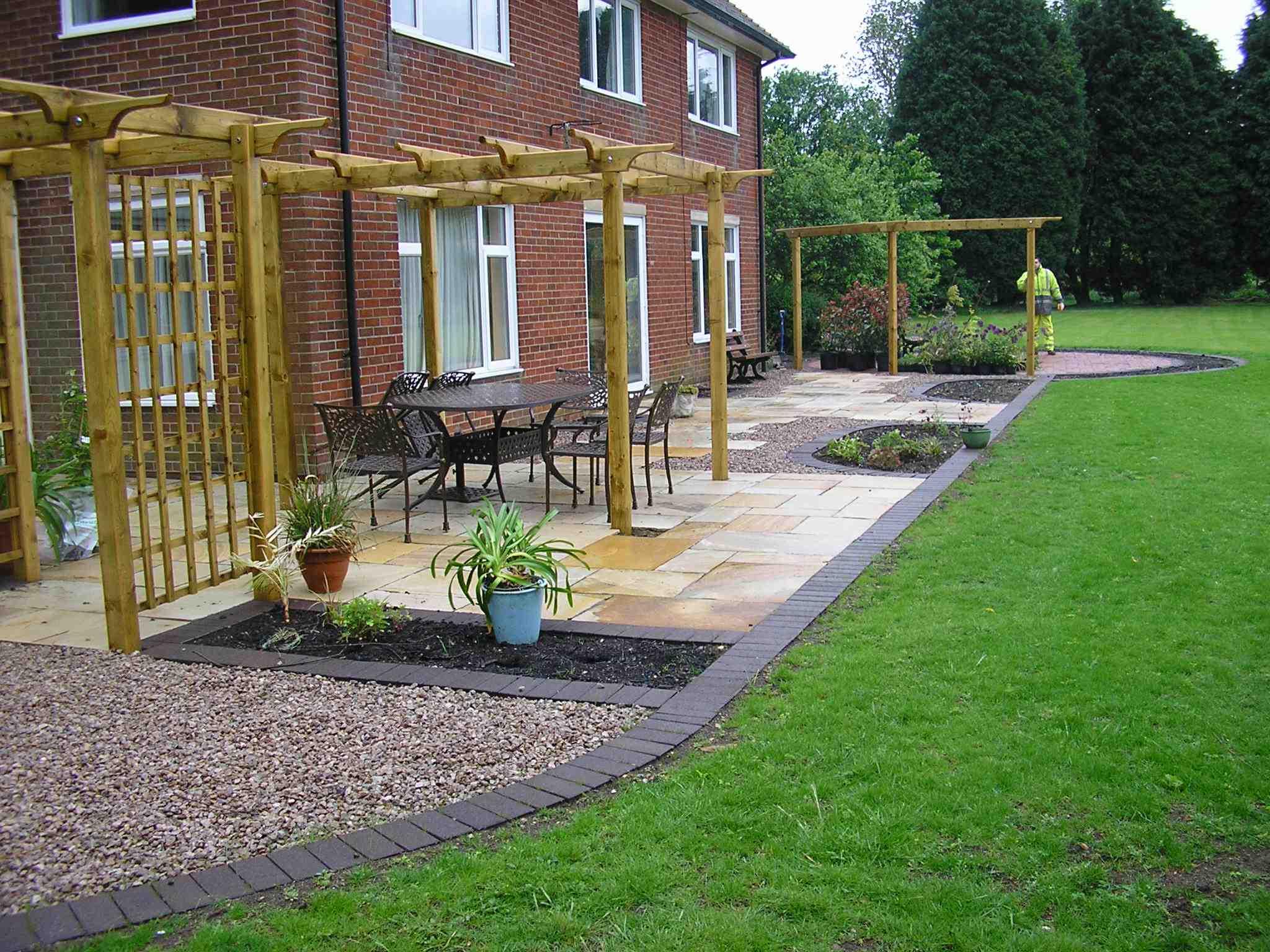 Portfiolio patios Burton on Trent example 7