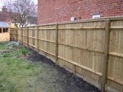 Portfolio eamples of our new fencing and gates company service in Derby 13 1