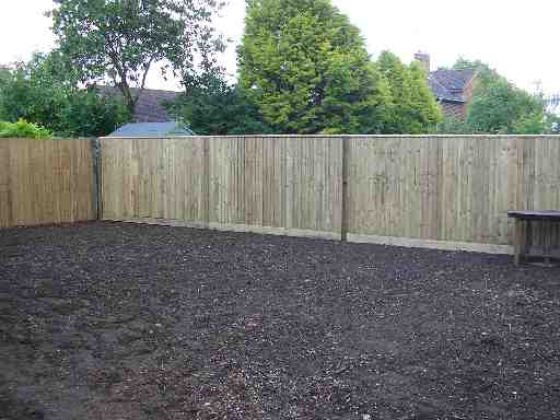 Portfolio eamples of our new fencing and gates company service in Derby 14 1